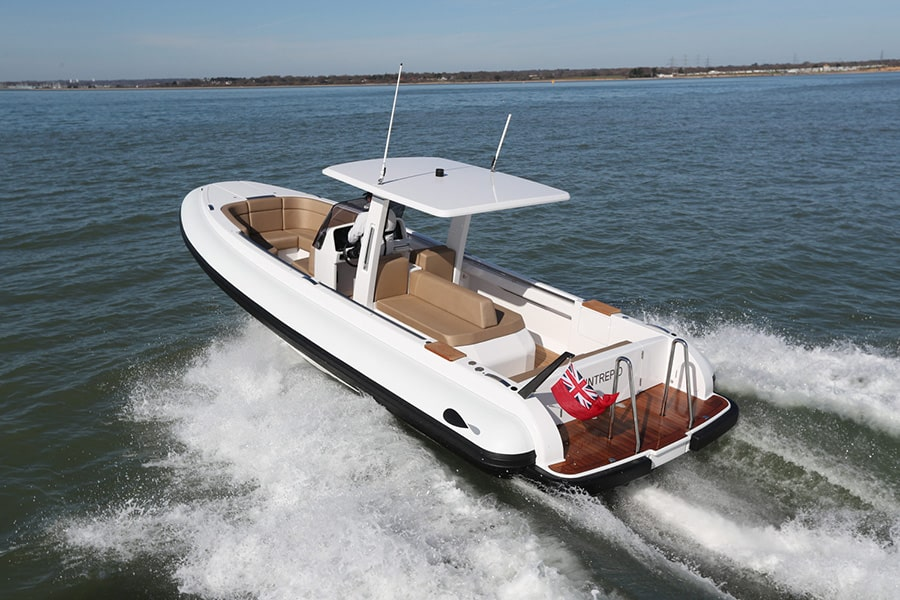 Custom Luxury Yacht Tenders Southampton