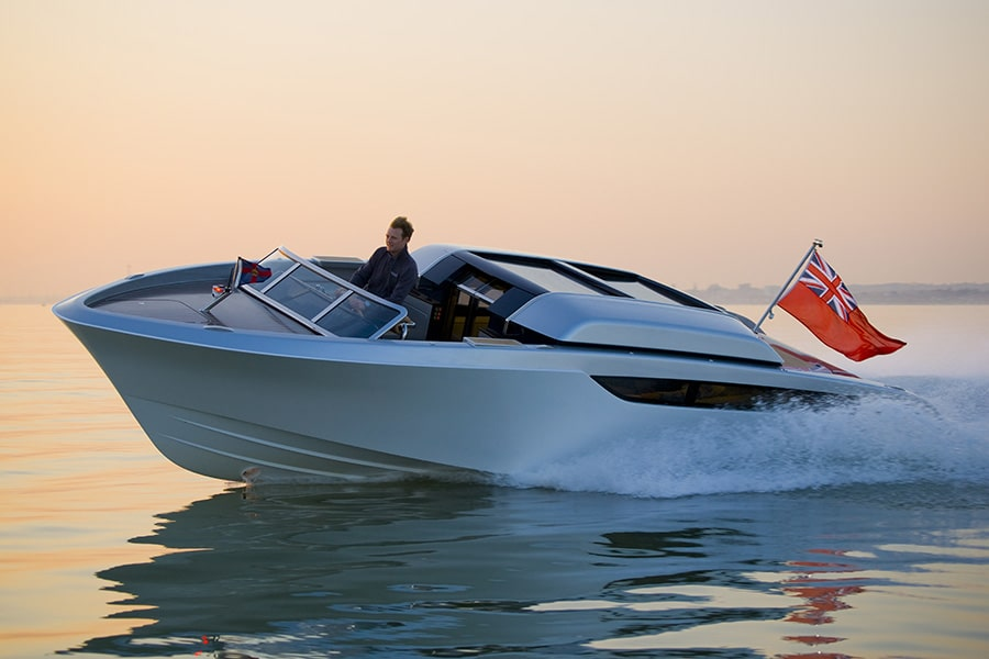 Megayacht Tenders in Bournemouth