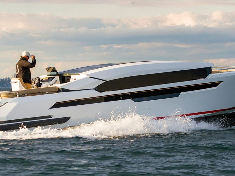 Luxury tenders