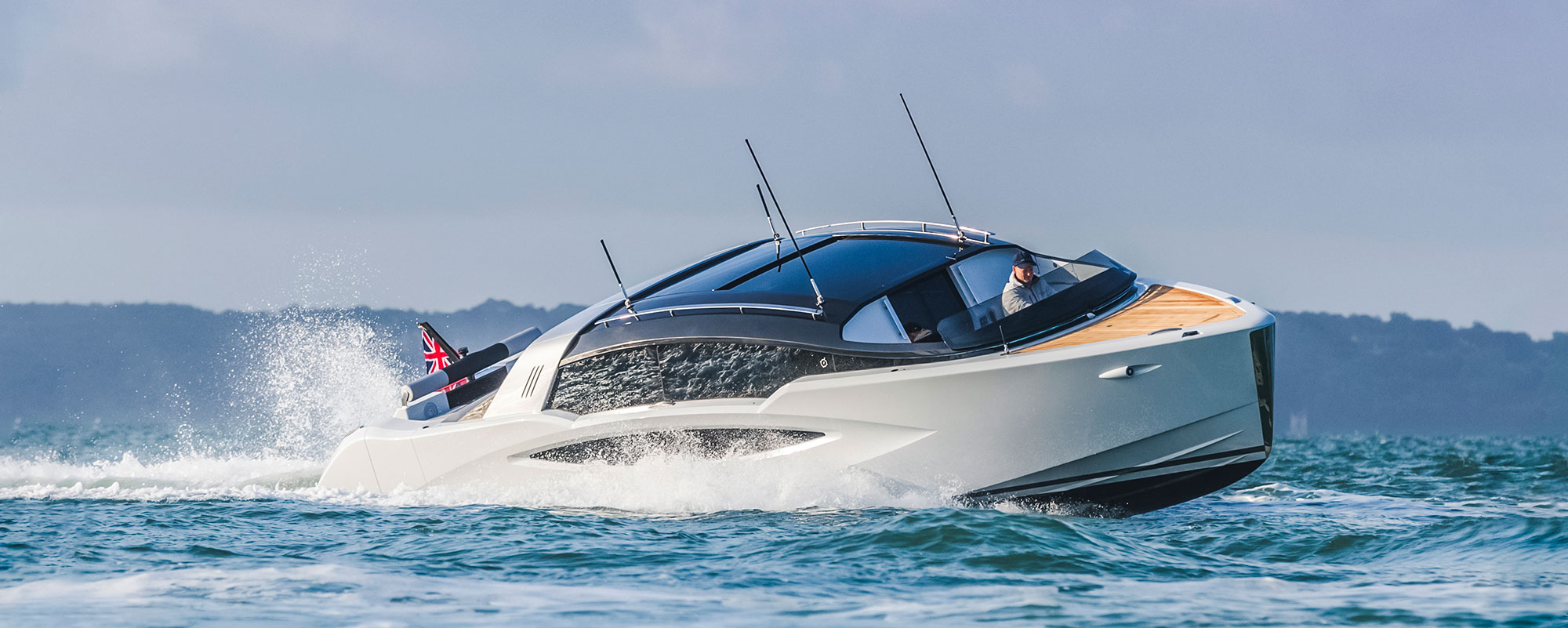 Limousine Tender in Hampshire